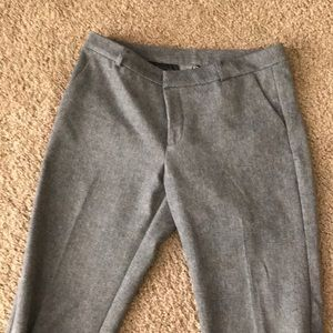 Kit from the Kloth Gray women dress pants